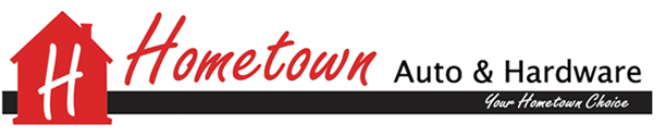 Hometown Auto & Hardware Logo